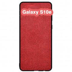 Coque rigide FABRIC Series Samsung Galaxy S10e