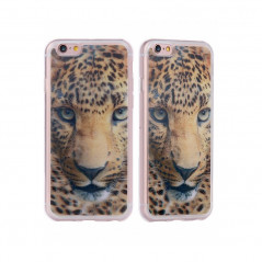 Coque 3D Visual Effect LEOPARD Apple iPhone 6/6S Plus