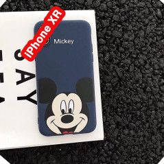 Coque silicone gel Mickey Mouse Lovely Apple iPhone XR