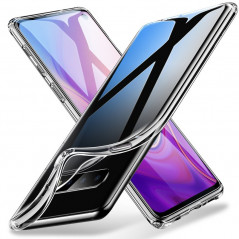 Coque Silicone gel Ultra-fine ESR Samsung Galaxy S10 Transparente