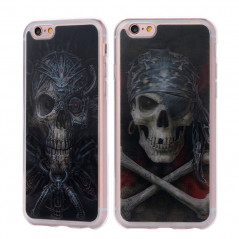 Coque 3D Visual Effect SKULL Apple iPhone 6/6S Plus