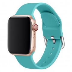 Bracelet sport silicone avec boucle (Taille S/M) Apple Watch 1/2/3/4/5 (42/44mm)