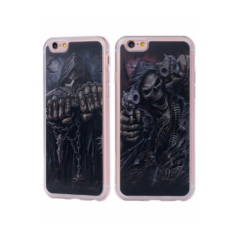 Coque 3D Visual Effect GAMEOVER Apple iPhone 6/6S Plus