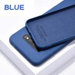 Coque silicone gel doux Samsung Galaxy S10