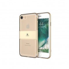 Coque LUGGAGE TRAVELLING Apple iPhone 7 Or