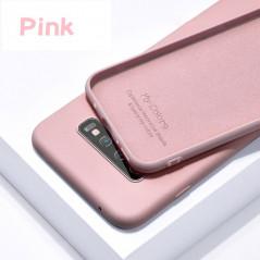 Coque silicone gel doux Samsung Galaxy S10 Plus
