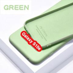 Coque silicone gel doux Samsung Galaxy S10e