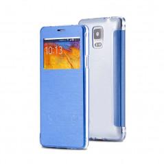 Etui folio Smart Answer Samsung Galaxy Note 4