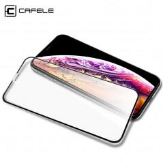 Protection écran verre trempé intégrale CAFELE Apple iPhone 11 PRO MAX