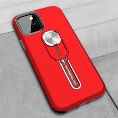 Coque rigide antichoc bimatière Magnetic Series avec béquille Apple iPhone 11 PRO