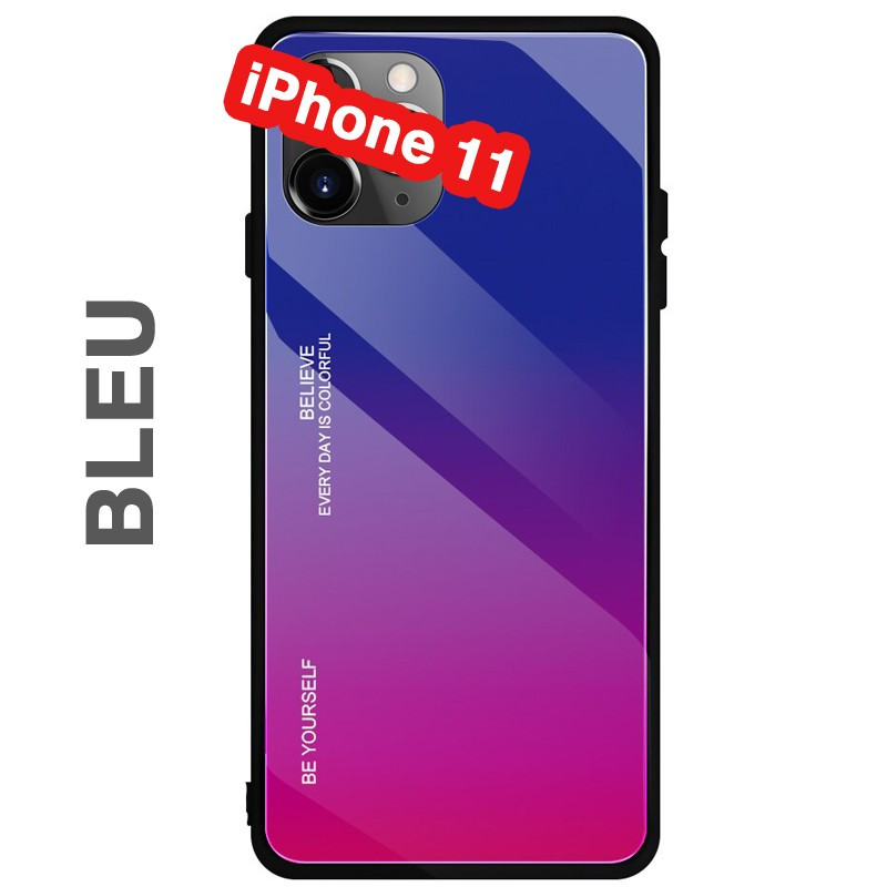 Coque rigide Gradient Vitros Series Apple iPhone 11