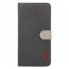 Etui folio Portefeuille Denim Series Apple iPhone X/XS