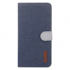 Etui folio Portefeuille Denim Series Apple iPhone XR