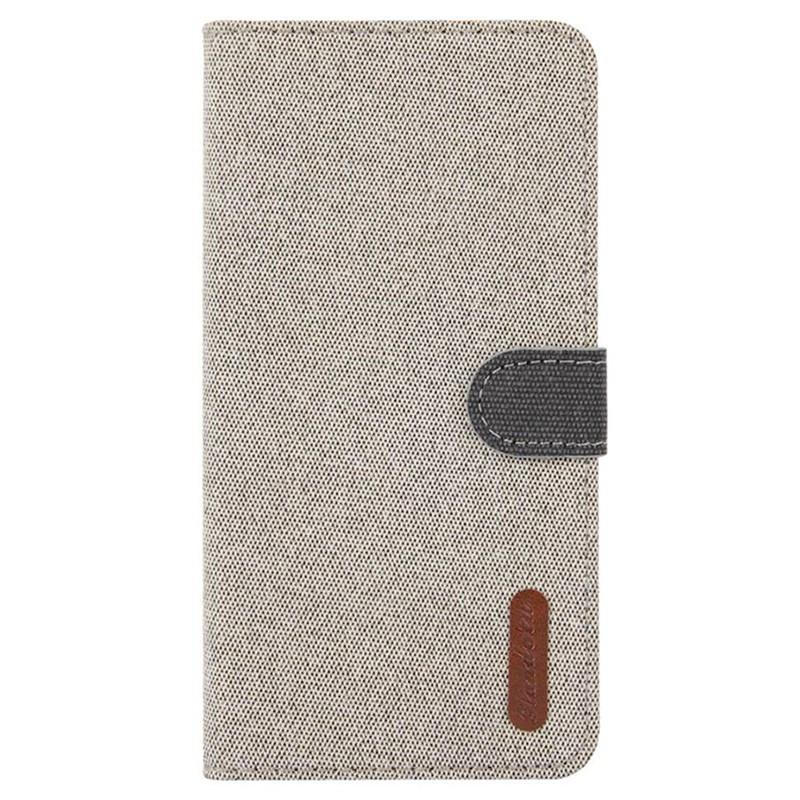 Etui folio Portefeuille Denim Series Samsung Galaxy S10