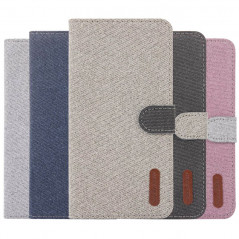 Etui folio Portefeuille Denim Series Samsung Galaxy S9 Plus