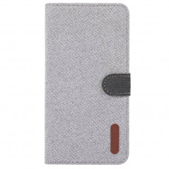 Etui folio Portefeuille Denim Series Samsung Galaxy S9