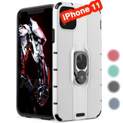Coque rigide antichoc KEYSION DUALPRO RING Series Apple iPhone 11