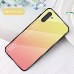 Coque rigide Gradient Vitros Series Samsung Galaxy Note 10