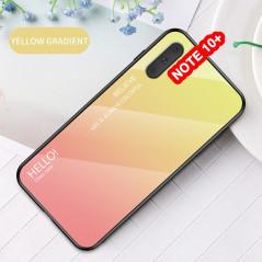 Coque rigide Gradient Vitros Series Samsung Galaxy Note 10 Plus