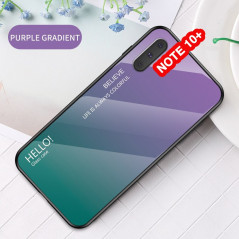Coque rigide Gradient Vitros Series Samsung Galaxy Note 10 Plus