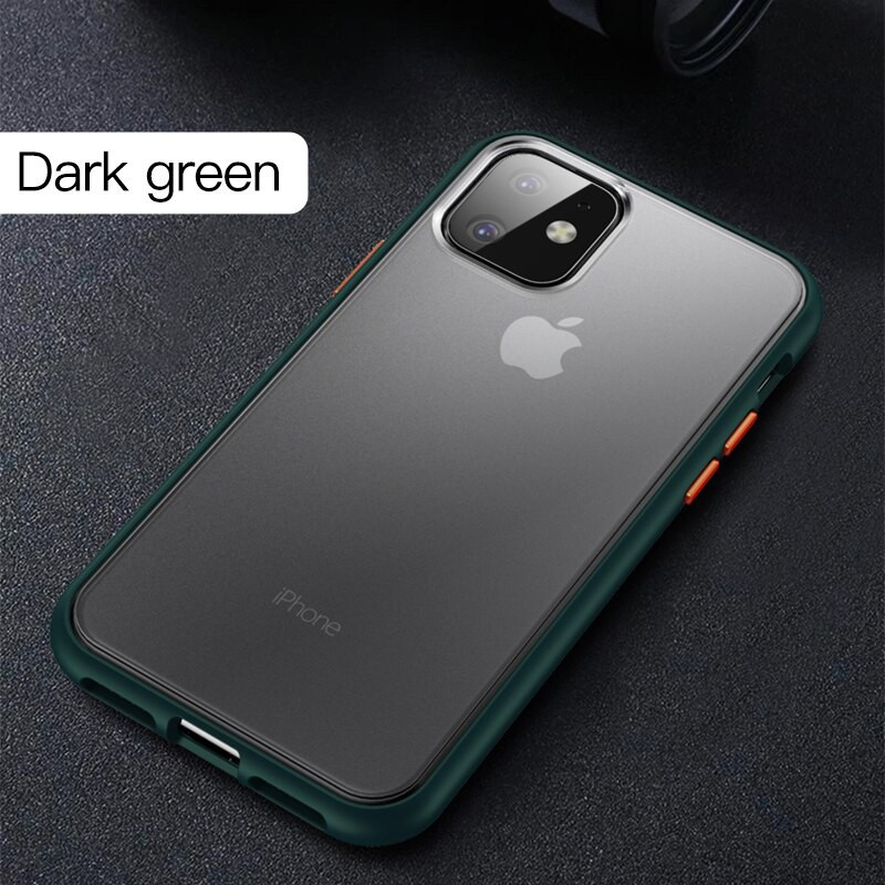 Coque rigide LUPHIE PLASMA Collection Apple iPhone 11 PRO MAX