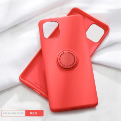 Coque silicone gel doux ORING Series Apple iPhone 11 PRO