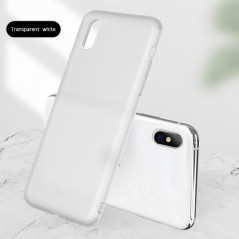 Coque silicone gel OXYGEN Series Apple iPhone XS MAX