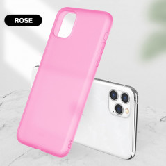 Coque silicone gel OXYGEN Series Apple iPhone 11 PRO