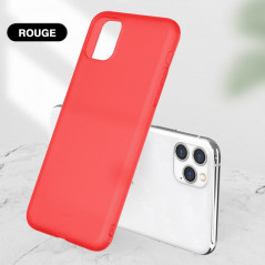 Coque silicone gel OXYGEN Series Apple iPhone 11 PRO MAX
