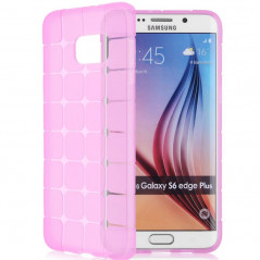 Coque Square Grid Samsung Galaxy S6 Edge Plus
