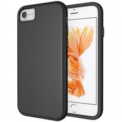 Coque rigide Eiger NORTH Apple iPhone 7/8/6S/6/SE 2020 Noir