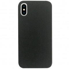 Coque rigide FORTYFOUR No.3 Apple iPhone X/XS Noir