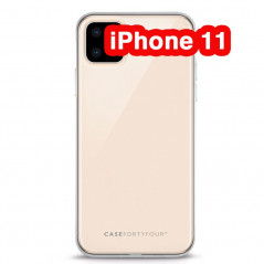 Coque souple FORTYFOUR No.1 Apple iPhone 11