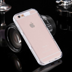 Coque Ultra-Clear Flash Calling Apple iPhone 6/6s Plus Blanc