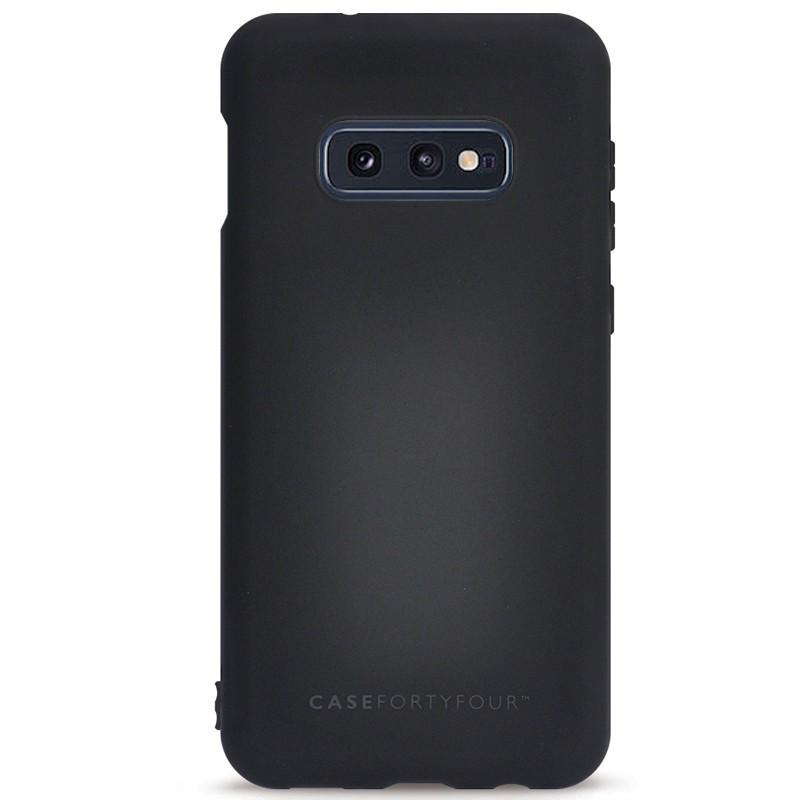 Coque souple FORTYFOUR No.1 Samsung Galaxy S10e Noir