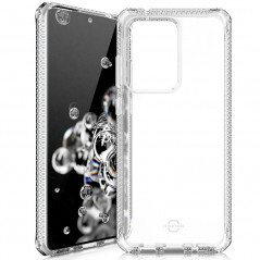 Coque souple ITSKINS Spectrum Clear Samsung Galaxy S20 Ultra 5G