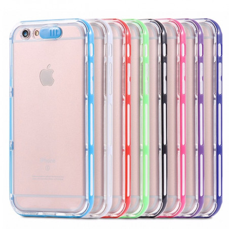 Coque Ultra-Clear Flash Calling Apple iPhone 6/6s Plus