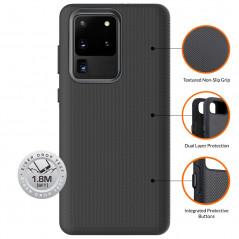 Coque rigide Eiger NORTH Samsung Galaxy S20 Ultra 5G