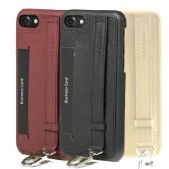 Coque cuir Mike Galeli JESSE Series Apple iPhone 7/8/6S/6/SE 2020
