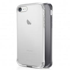 Coque souple ITSKINS NANO GEL DUO Apple iPhone 7/8/6S/6/SE 2020 Noir-Clair
