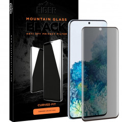 Protection écran verre trempé Eiger 3D GLASS PRIVACY Samsung Galaxy S20 Plus