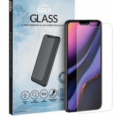 Protection écran verre trempé Eiger 2.5D SP GLASS Apple iPhone 11 / XR