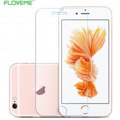 Protection écran en verre trempé Apple iPhone 6/6S Clair