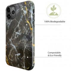 Coque rigide Uunique Nutrisite BIO MARBRE Apple iPhone 11 PRO