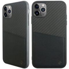 Coque rigide Uunique CARBON Apple iPhone 11 PRO MAX Noir