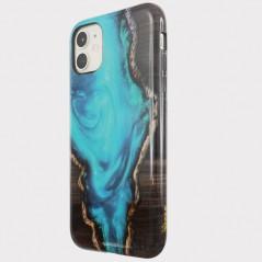 Coque rigide Uunique Nutrisiti BIO LAKE SHINE Apple iPhone 11